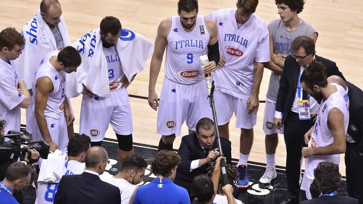 ITALIA-SERBIA Rojadirecta: info Streaming Diretta TV Pallacanestro Europei EuroBasket 2015 oggi 10 settembre 2015 da Berlino.