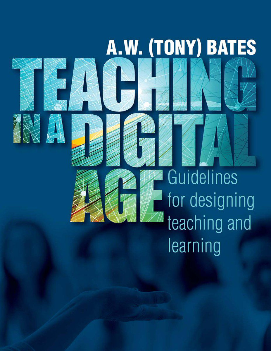 TEACHING IN A DIGITAL AGE webinars with Tony Bates https://t.co/LCPmAMTnIU http://t.co/CbQQN50Vde