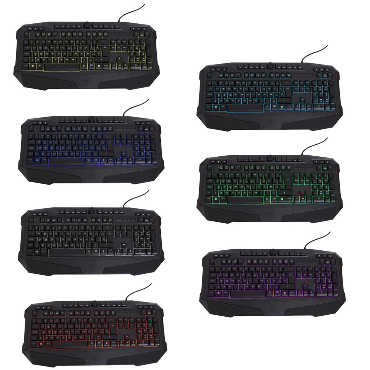 Krom Khalon Gaming Keyboard