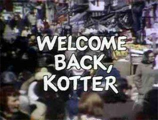 The sitcom #WelcomeBackKotter premiered on ABC 40 years ago today, starring #GabeKaplan and featuring #JohnTravolta.<br>http://pic.twitter.com/2r7OP295BA