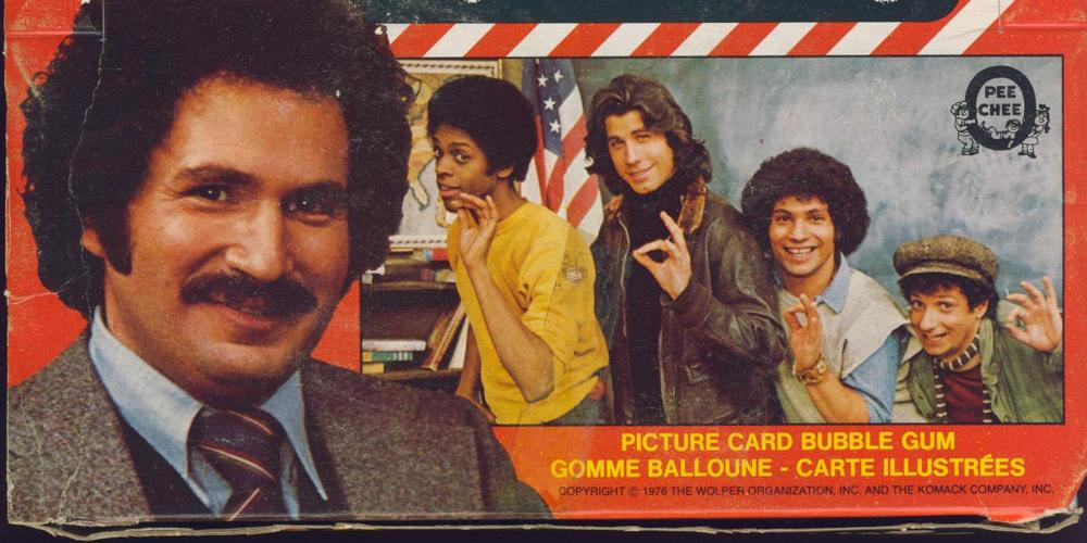 RT @warnerbrostv: Welcome Back, Kotter premiered 40 years ago today!  http:// ow.ly/RZeJC     #WelcomeBackKotter <br>http://pic.twitter.com/7ZI3o2CMqL