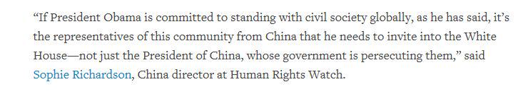 #Obama should meet with #Chinese activists ahead of #Xi's visit, urge @hrw and other NGOs http://t.co/QuI2opO74Q http://t.co/3siMCxam2A