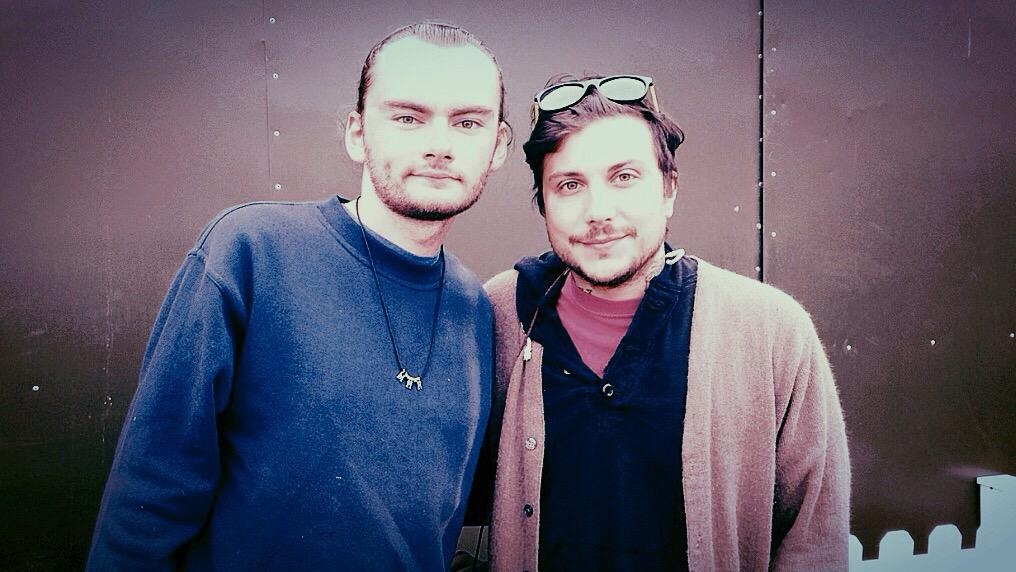 Thursday Night Rock Show tomorrow 7-8pm @MrWelshiau will be joined by @FrankIero! Don't miss this one! http://t.co/g6nZwxFNn6