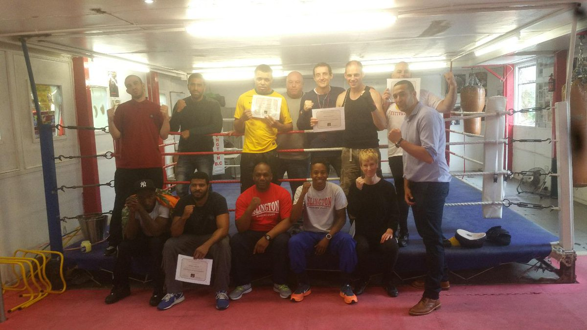 Fighting Chance: how boxing is giving the unemployed the confidence to turn their lives around
