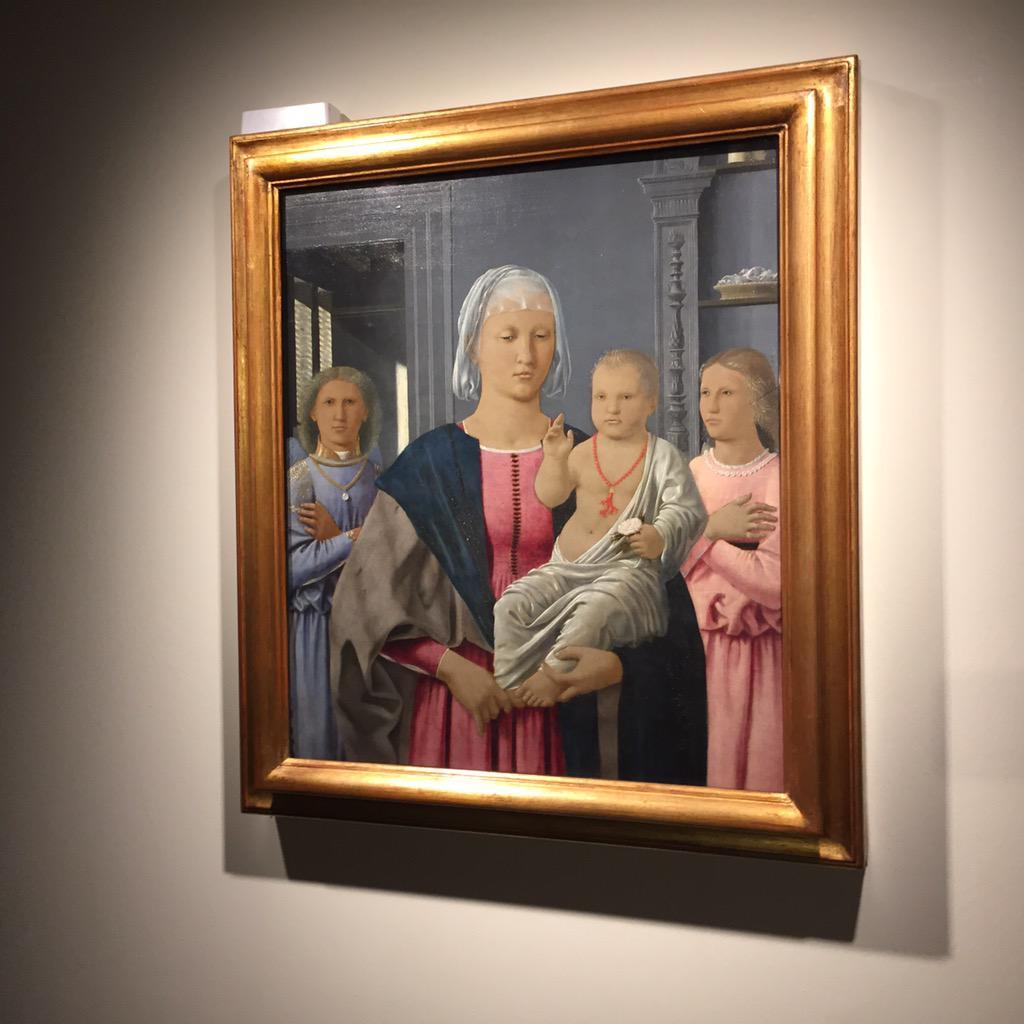 A #Urbino visita alla Galleria Nazionale delle Marche. Una collezione di capolavori assoluti.