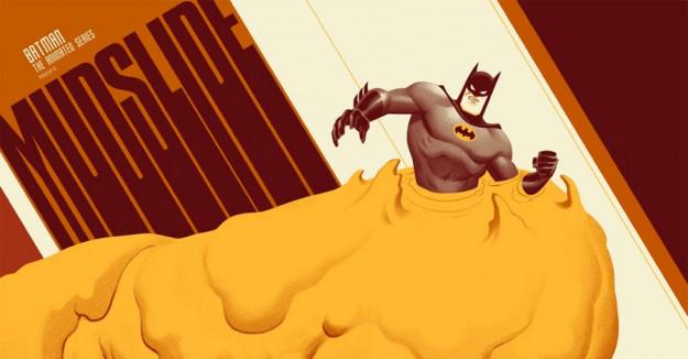 New Mondo posters pay tribute to 'Batman: The Animated Series' - http://t.co/gz5QTAOiBw http://t.co/HfIdIFV5c3