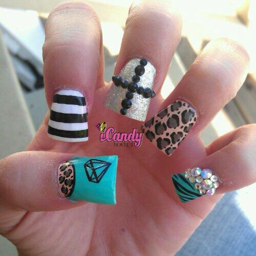 Nail Designs Duck Feet Nailarts Ideas