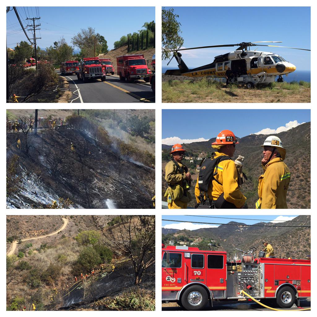 LA County Fire Div 7 - @LACoFD_DivVII on Twitter