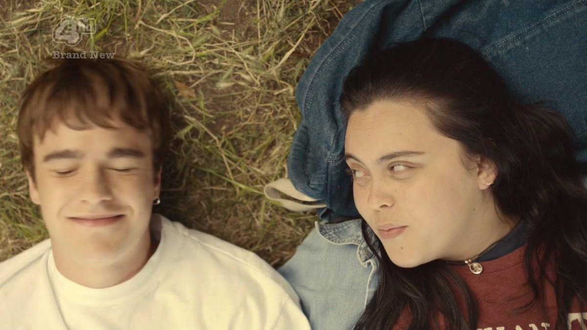 Rt Your Otp On Twitter Rae And Finn My Mad Fat Diary Http T Co Nzc8yfkgsl