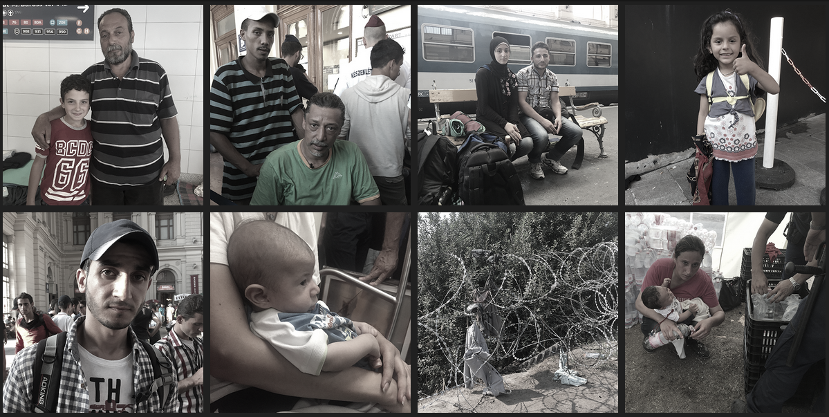 Fleeing Syria and Stranded in Hungary - New photo feature from @hrw http://t.co/R85KnNqSMz http://t.co/TEP2wr959c