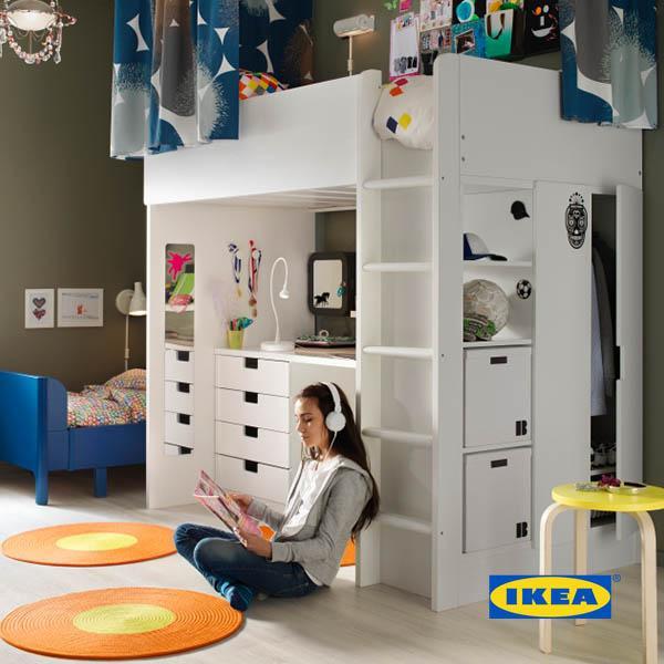 Ikea Indonesia Su Twitter Hadiahkan Tempat Tidur Stuva Ini