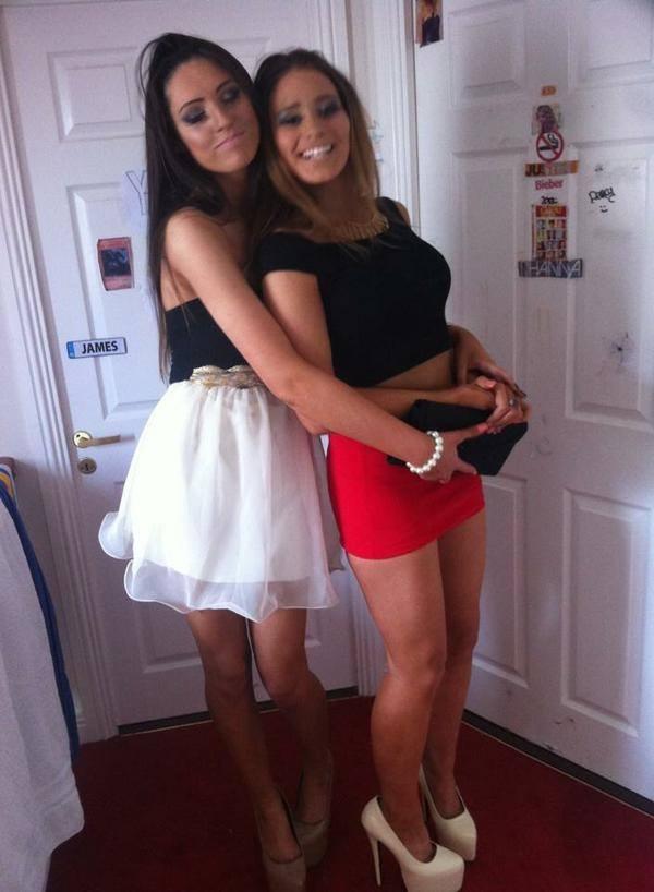 High heels hot babes happens