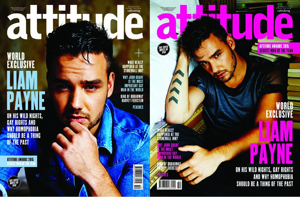 Check out my covers for  @AttitudeMag