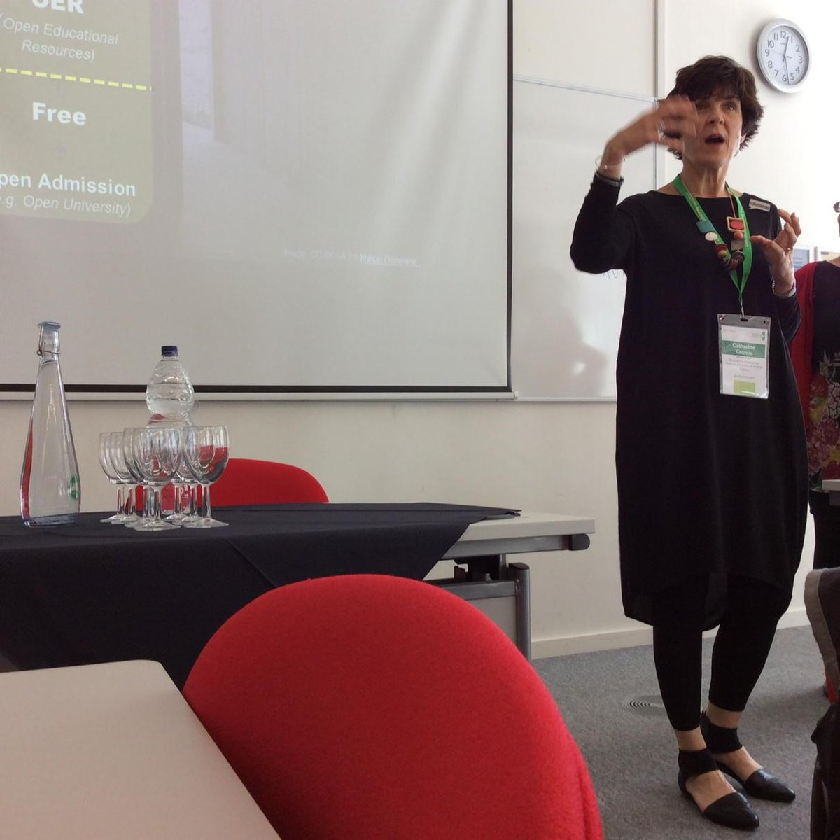 @catherinecronin in full flow #altc going #open http://t.co/sMYCuAtoRv