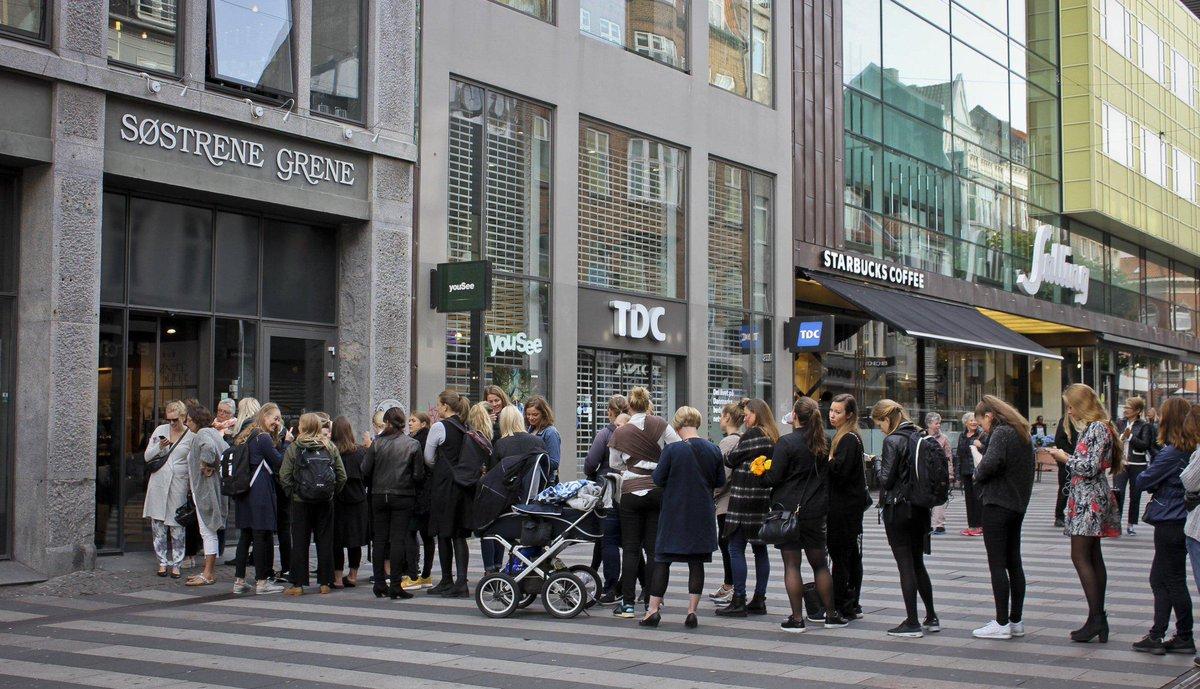Stiftendk On Twitter Søstrene Grene Væltede Strøget Httptco