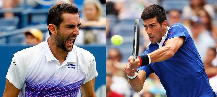 DIRETTA TENNIS: Novak Djokovic vs Marin Cilic in Streaming Gratis con Eurosport Live TV (Semifinale Us Open 2015)