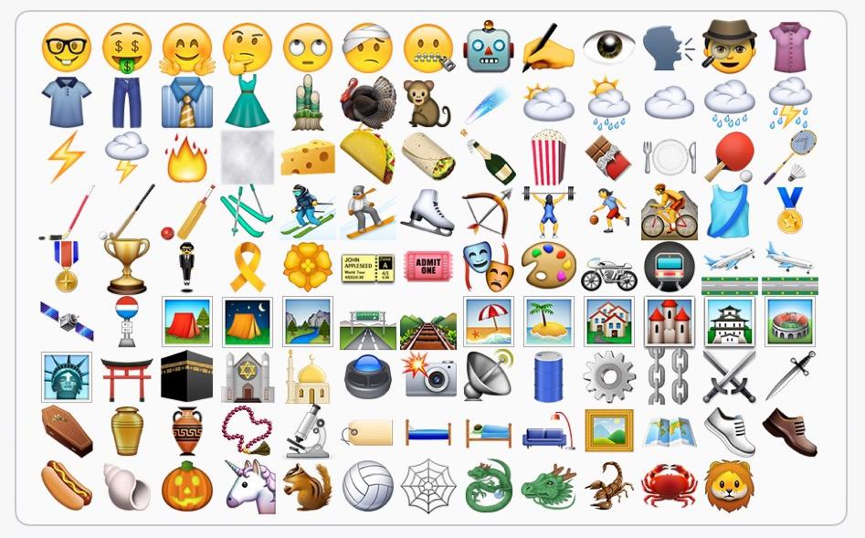 Laundry Service On Twitter The Most Important News From The Apple Event New Emoji Http T Co Pdqddwpwtj Http T Co Ewslrhl0ma
