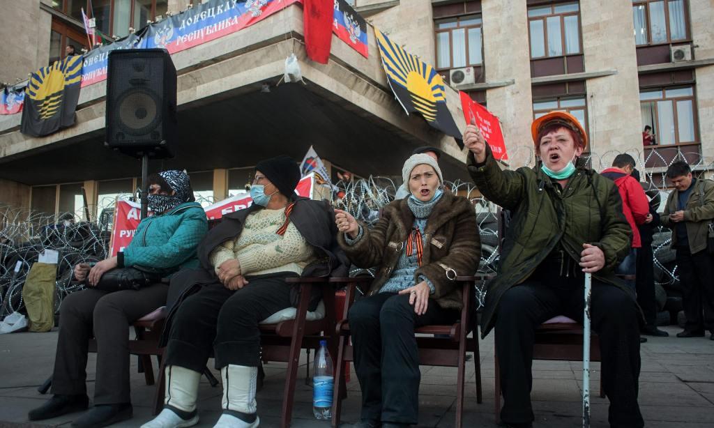 """РФ формирует 38-ой """"путинский гумконвой"""" для Донбасса - Цензор.НЕТ 1939"""