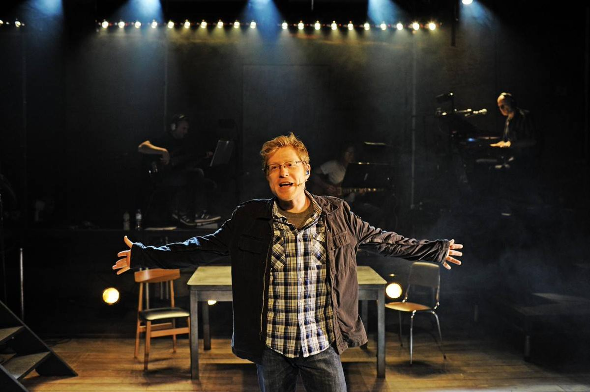 #AnthonyRapp 'Without You: A Memoir of Love,Loss,and the Musical Rent' @BabsonARTS @commshakes http://t.co/EXJ17GbAIv http://t.co/WNGO53uSPw