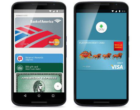 Google launches Android Pay in the US #nfc #mobilepayments #hce #androidpay http://t.co/jRh6gfgM46 http://t.co/xuPW9HItVq