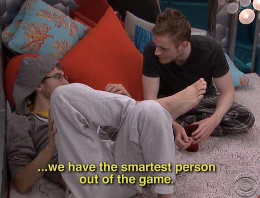 FAVE for Steve, RT for Johnny Mac! #BB17 http://t.co/uOuzA4sgop