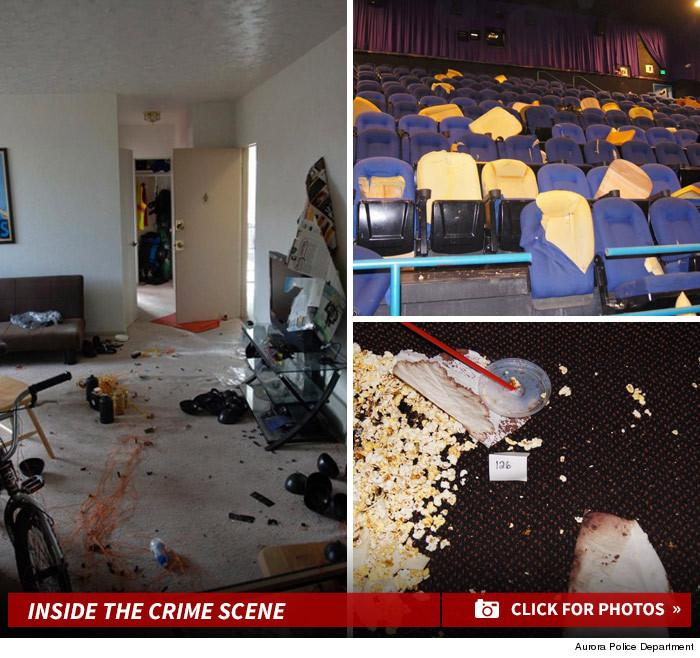 "Colorado Shooting Victims: Brad Appleton @ TMZ On Twitter: ""Wow ... Scary Pics"