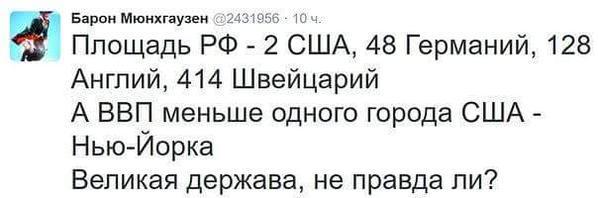 Доля нефтегазовых доходов бюджета России снизилась с 70 до 45%, - Медведев - Цензор.НЕТ 39