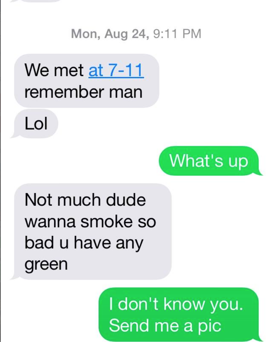 do you text a guy after you hook up