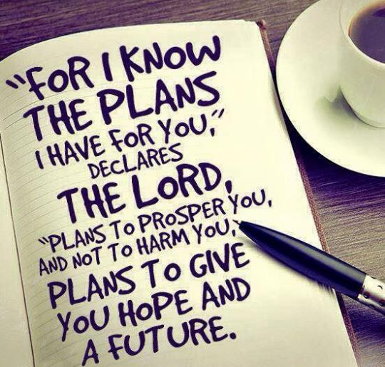 Jeremiah 29:11 http://t.co/CaFfCeKFPb