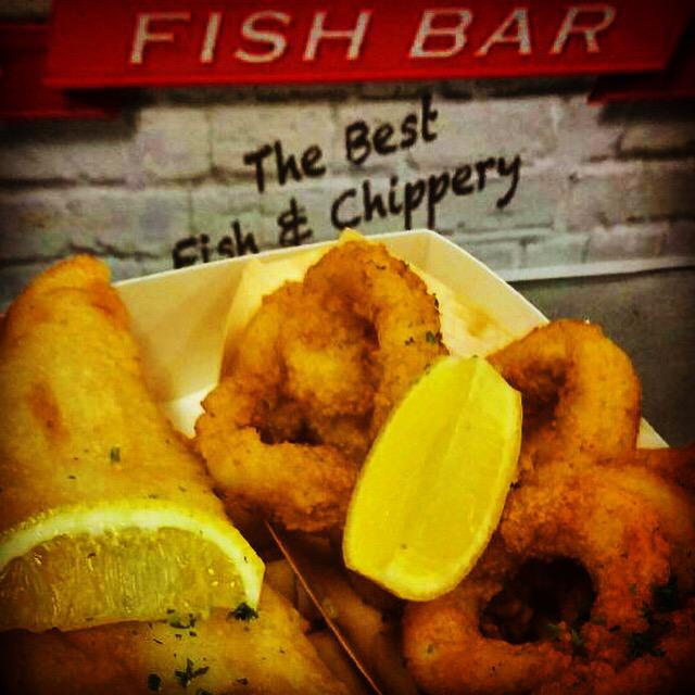 hook up fish and chips robina