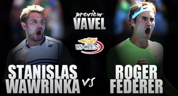 Federer-Wawrinka Rojadirecta Streaming Gratis Tennis US Open Diretta Video Live TV oggi Flushing Meadows New York.