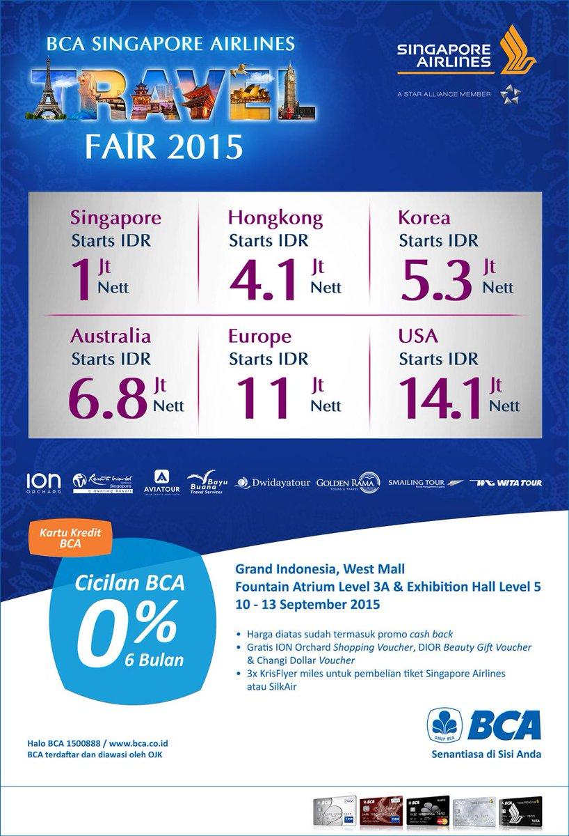 Bca Sq Travel Fair