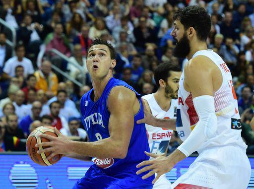 ITALIA-ISRAELE: info Streaming Diretta TV EuroBasket 2015