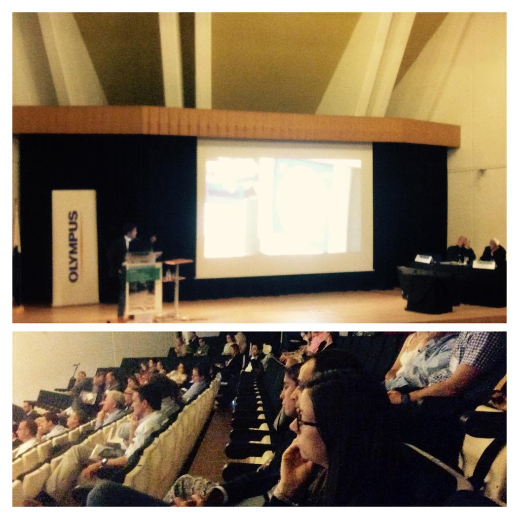 Video session at EULIS15 meeting in Alicante. Interesting discussion on stone removal techniques #eulis15 http://t.co/HUli65DDTU