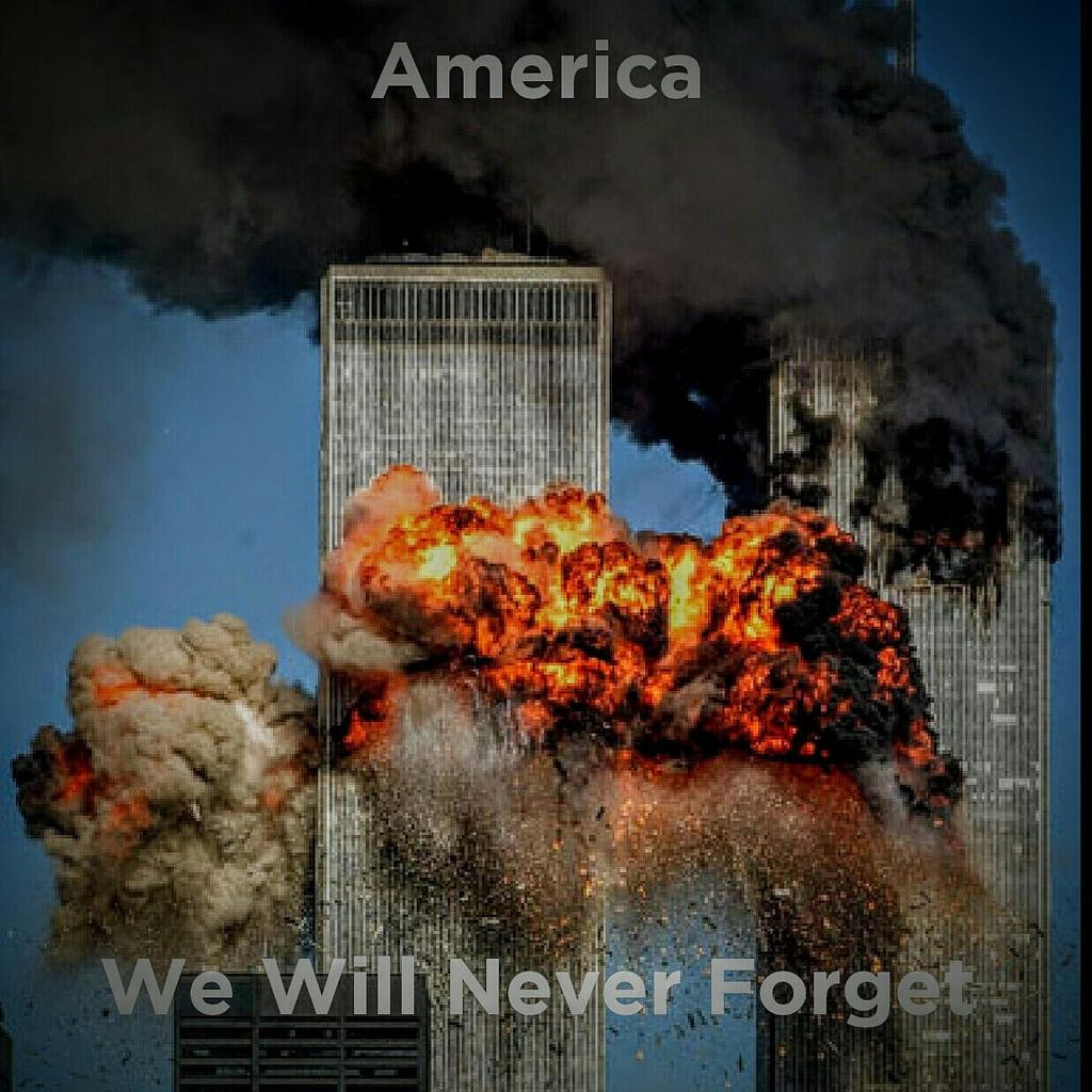 America #NeverForget911 http://t.co/D1R8CSbzZs