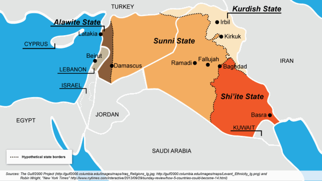 Image result for nation states of syria