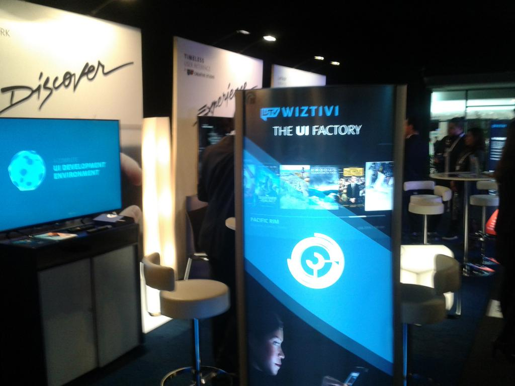 Meet us #ibc15 and enjoy our #multiscreensolutions