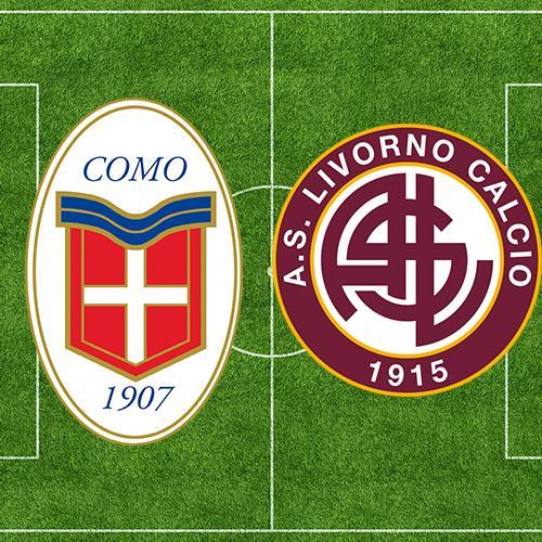DIRETTA Calcio Como-Livorno: come vederla in Streaming (Serie B)
