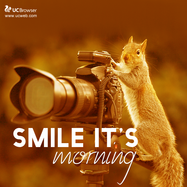 Uc Browser On Twitter Good Morning Wish You A Happy Weekend With