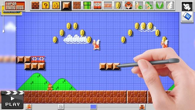 Super Mario Maker: patch per sbloccare gli oggetti senza aspettare 9 giorni.