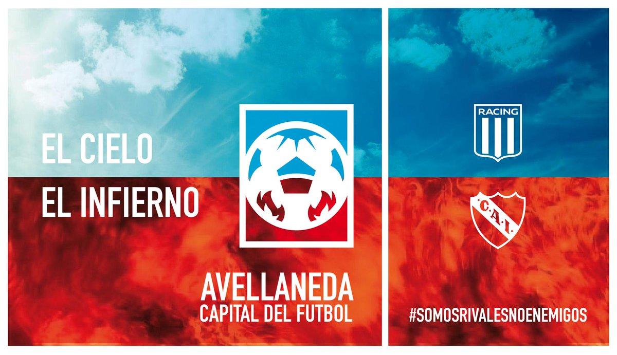 Avellaneda, capital del fútbol