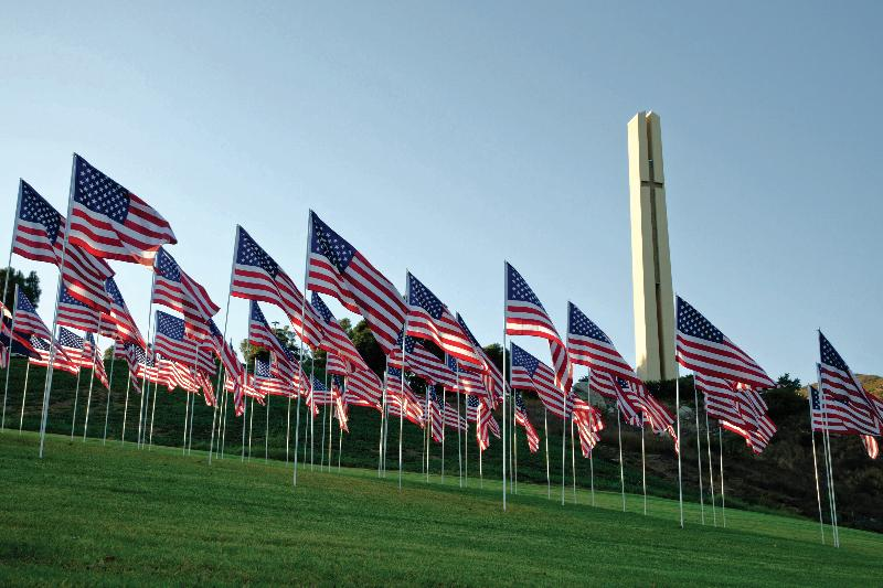 Today we honor those who died in the 9/11 attacks. #WavesOfFlags #911 http://t.co/rtaROuYV0l http://t.co/wueBTt3wgb