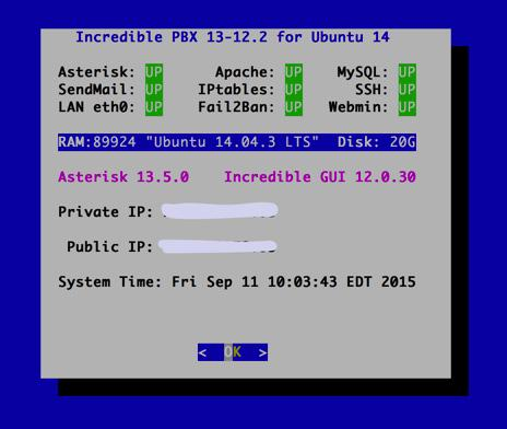 GOOD NEWS - Certified Incredible Builds for Asterisk | PIAF