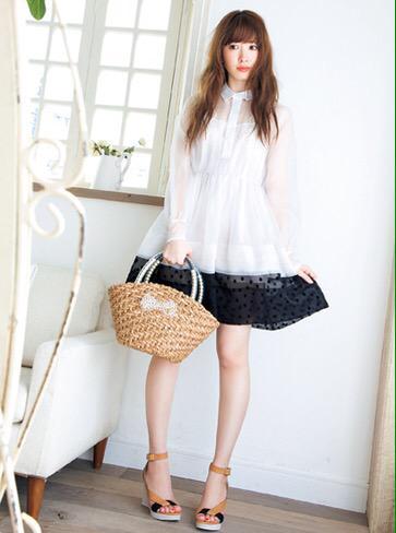 【小嶋陽菜・コーディネート】  #気に入ったらRT #ファッション
