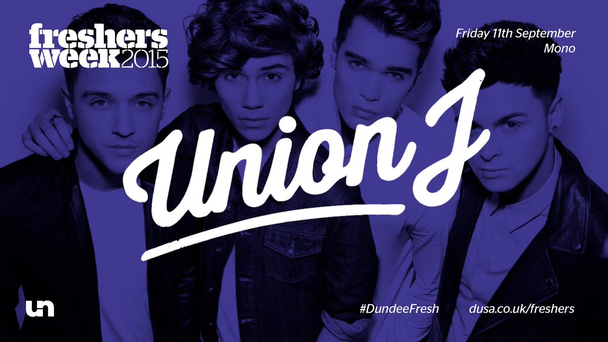 Win a meet & greet with Union J! Send us an video on Instagram & tell us why we should pick you! Tag it #DundeeFresh http://t.co/kQ7WVp5cgY