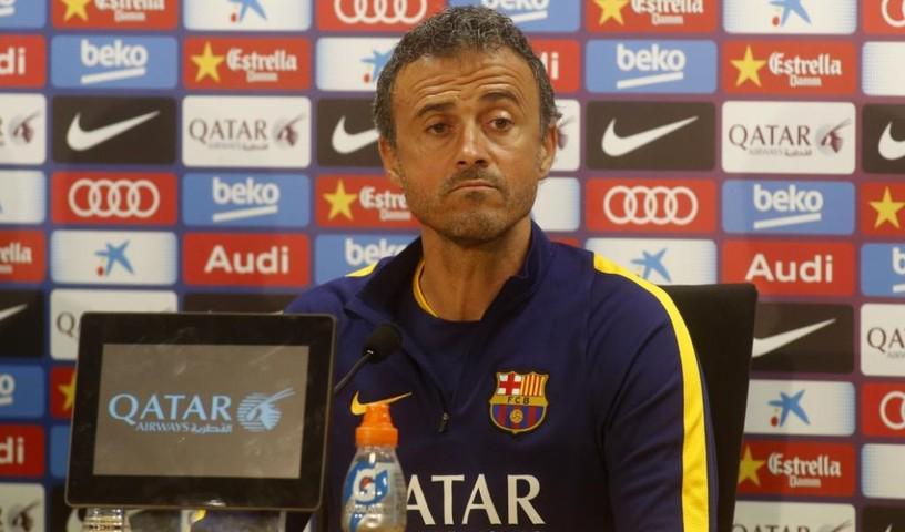 Barcelona Squad Vs Atletico Madrid