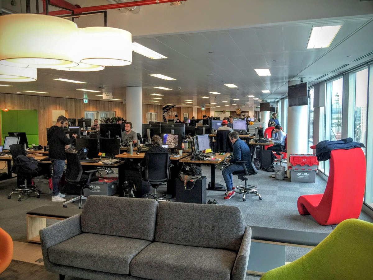 were very proud of our brand new london office opened this week like to join us httpsmerakiciscocomjobs pictwittercoms4ifx1c5u8 cisco meraki office