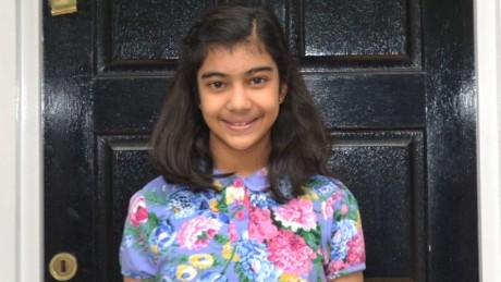 Meet the 12-year-old British girl who's smarter than Albert Einstein, Stephen Hawking…