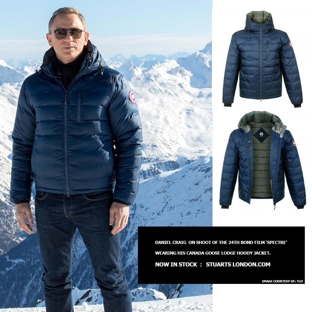 "Canada Goose victoria parka replica store - Stuarts London on Twitter: ""New In Stock - Daniel Craig wearing ..."