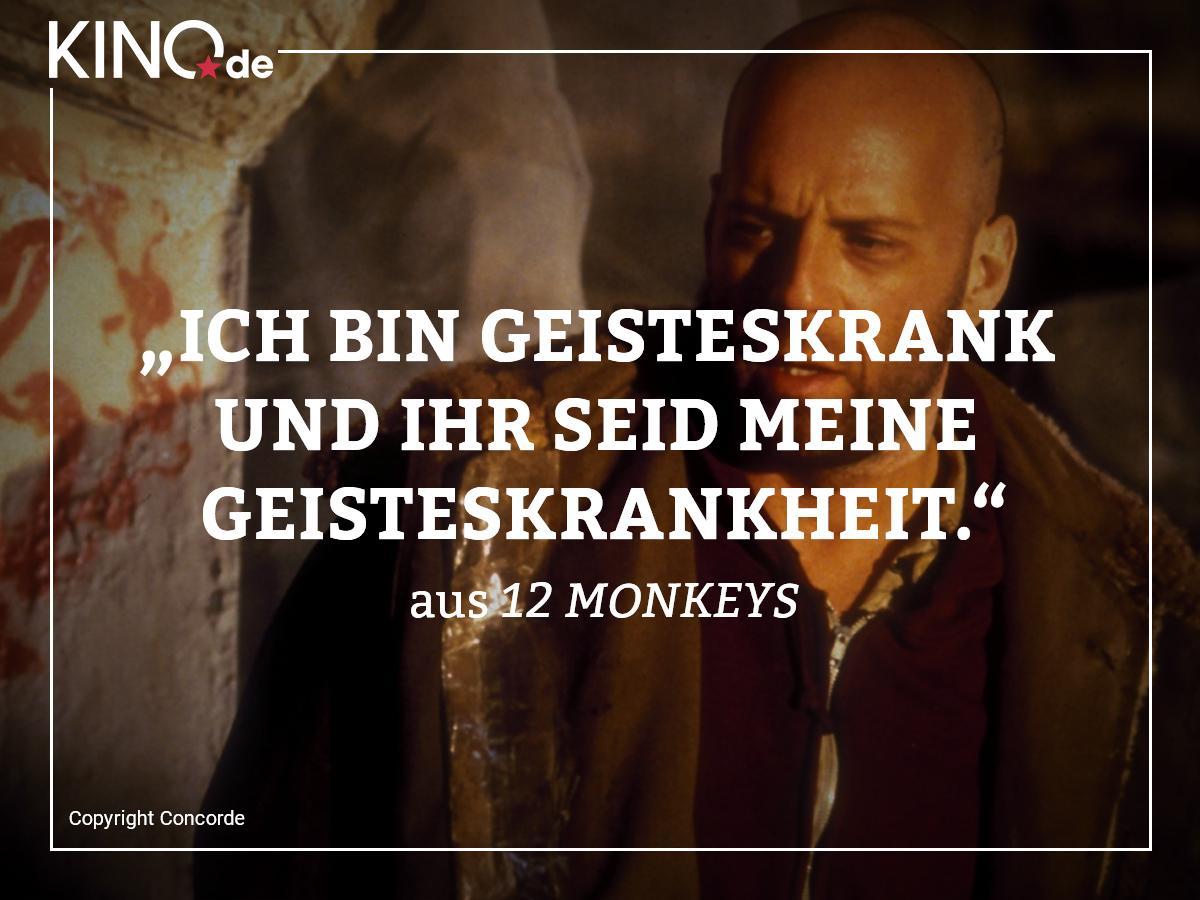 Alle Infos und den Trailer zu 12 Monkeys mit Bruce Willis